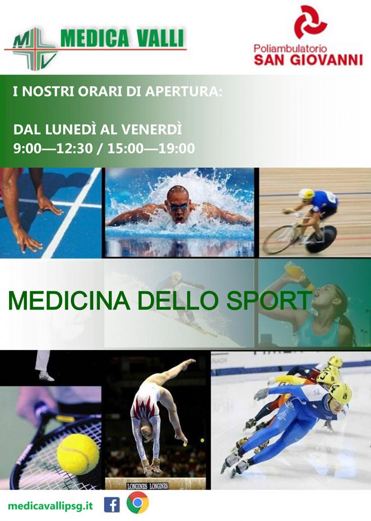 89402a35d204 Medicina dello Sport - Poliambulatorio San Giovanni (Chioggia)